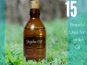 15 Beautiful Use for Jojoba Oil - by the Bionic Beauty blog